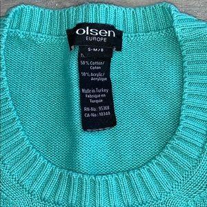 Olsen Europe Tiffany Blue/Green S/M-8
